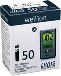 Wellion Linus 50τμχ
