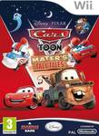 Cars Toon Mater's Tall Tales Wii