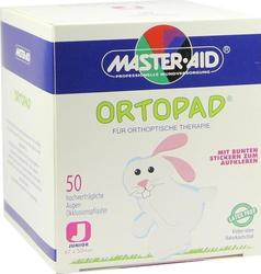 Master Aid Ortopad 50 Junior Λευκό