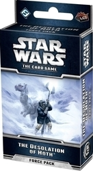 Fantasy Flight Star Wars The Card Game: The Desolation of Hoth Force Pack