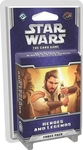 Fantasy Flight Star Wars The Card Game: Heroes and Legends Force Pack