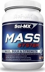 Sci-MX Mass System Strawberry 5kg