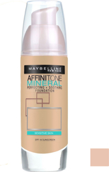 Maybelline Affinitone Mineral Foundation SPF18 30 Sand 30ml