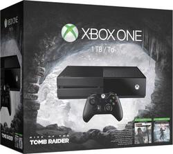 Microsoft Xbox One 1TB & Rise of the Tomb Raider & Tomb Raider Defivitive Edition