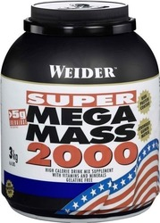 Weider Mega Mass 2000 3kg Cookies & Cream