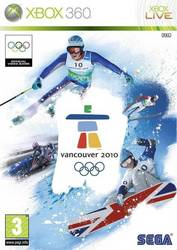 Vancouver 2010 The Official Video Game of the Olympic Winter Games XBOX 360