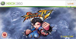 Street Fighter IV (Collector's Edition) XBOX 360