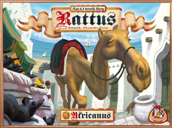 Z-Man Games Rattus: Africanus Expansion