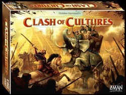 Z-Man Games Clash of Cultures