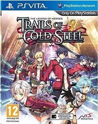 The Legend of Heroes Trails of Cold Steel PSVita