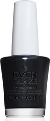 China Glaze Everglaze Back To Black 82334