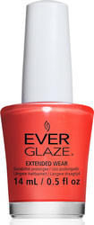 China Glaze Everglaze Pretty Poppy 82312
