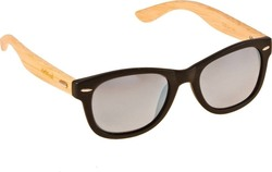 Artwood Milano Bambooline 1 MP200 Black/Silver Mirror Polarized
