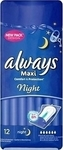 Always Maxi Night 12τμχ