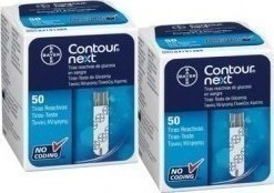 Bayer Contour Next 2x50τμχ