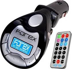 Forex MP3 FM Transmitter CFT631B