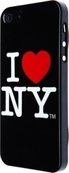 NortonLine Faceplate ILOVENY Black (iPhone 5/5s/SE)