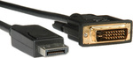 Roline Cable DVI-D male - DisplayPort male 1m (11.04.5613)