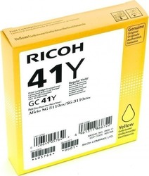 Ricoh GC41Y Yellow (405764)