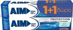 AIM Expert Protection Gum Health 2x 75ml