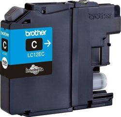 Brother LC12E Cyan (LC12EC)