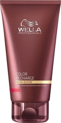 Wella Color Recharge Warm Blonde Conditioner 200ml