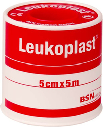 BSN Medical Leukoplast 5cm x 5m Με Κάλυμμα