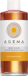 Agema Body Elixir Protecting & Activating For Women 125ml