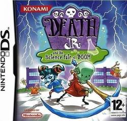 Death Jr and the Science Fair of Doom DS
