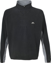 Παιδική Μπλούζα Fleece Tron Kids Black Trespass