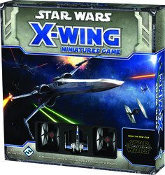 Fantasy Flight Star Wars X-wing : Force Awakens Core Set