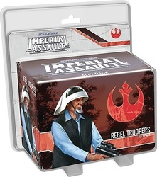 Fantasy Flight Star Wars Imperial Assault: Rebel Troopers Ally Pack