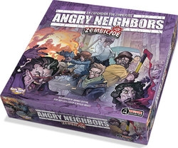 Guillotine Games Zombicide: Angry Neighbors Expansion