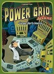 Rio Grande Games Power Grid Deluxe: Europe / North America (German Edition)
