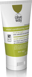Olive Way Mild conditioning cream for all hair types 150ml