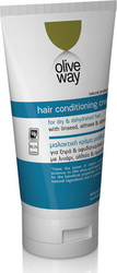 Olive Way Hair Conditioning Cream For Dry & Dehydrated Hair 150ml