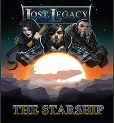 Alderac Lost Legacy: The Starship