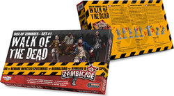 Guillotine Games Zombicide: Walk of the Dead Expansion