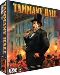 IDW Games Tammany Hall