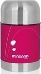 Miniland Soft Thermo Food Pink