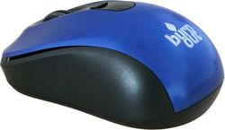 Burn Out Mini Wireless Mouse Blue BO-048