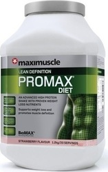 Maximuscle Promax Diet 1200gr Φράουλα