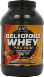 QNT Delicious Whey Protein 350gr Φράουλα