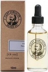 Captain Fawcett's Beard Oil 10ml
