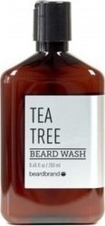 Beardbrand Tea Tree Beard Wash 250ml