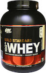 Optimum Nutrition 100% Whey Gold Standard 2273gr French Vanilla Cream