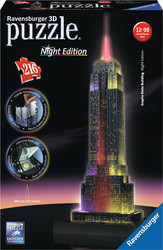 Empire State Building Night Edition 216pcs Ravensburger