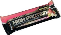 EthicSport High Protein Bar 55gr Φράουλα Βανίλια