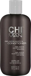 Farouk Systems Inc. Chi Man Daily Active Soothing Conditioner 350ml