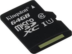 Kingston microSDXC 64GB U1